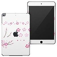 igsticker iPad mini 4 (2015) 5 (2019) 専用 全面スキンシール apple アップル アイパッド 第4世代 第5世代 A1538 A1550 A2124 A2126 A2133 シール フル ステッカー 保護シール 015260 春 桜 ランドセル 入学式 こども