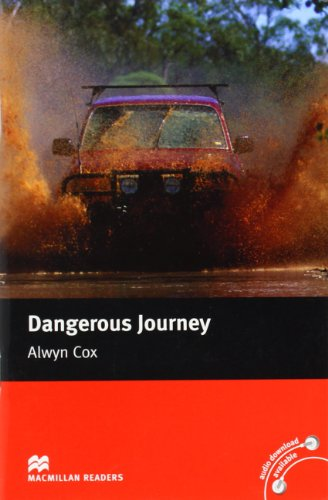 Macmillan Readers Dangerous Journey Beginner Without CDの詳細を見る