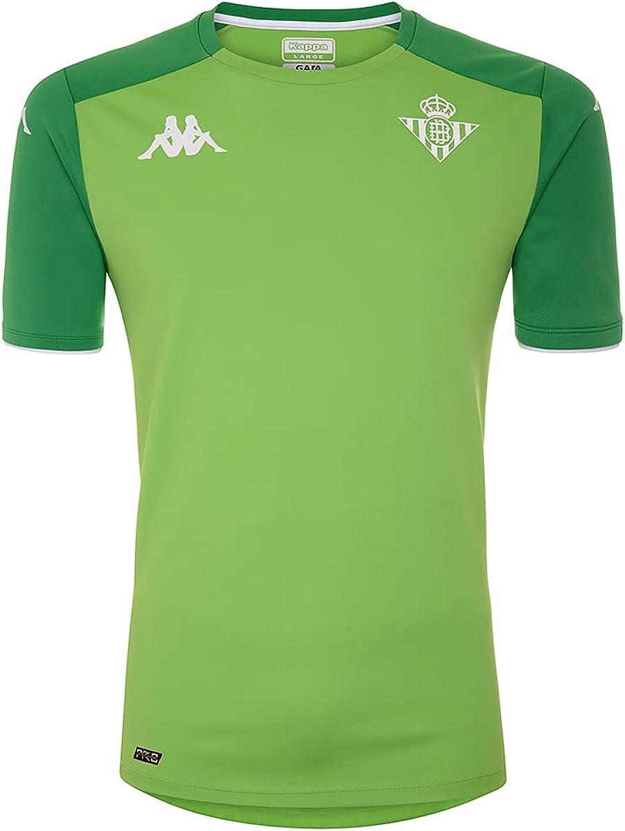 Kappa Abou Pro 5 Betis Camiseta Unisex Adulto