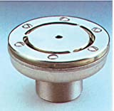 Fluidra 15839 - Boquilla impulsión pisc. horm. Acero INOX. Regulable Rosca 2''