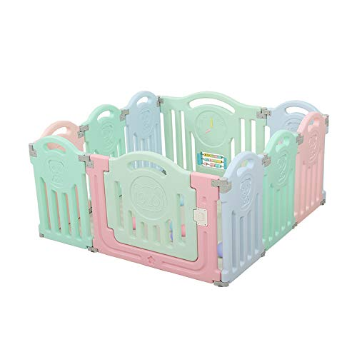 Buy Discount Mei Xu Indoor Baby Playpens Protective Fence Home Use Safety Fence Children's Game Fenc...