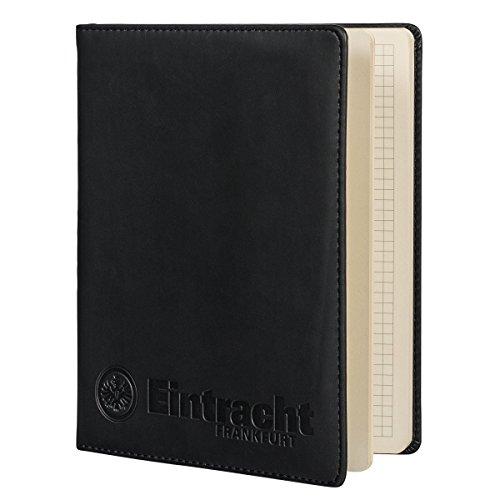 Eintracht Frankfurt notitieboek, dagboek, notitieblok, boek- plus gratis bladwijzer I love Frankfurt