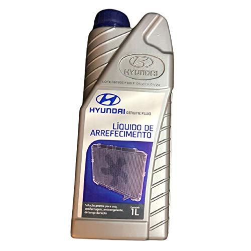 Aditivo Líquido Arrefecimento Radiador Hyundai 1 L Original