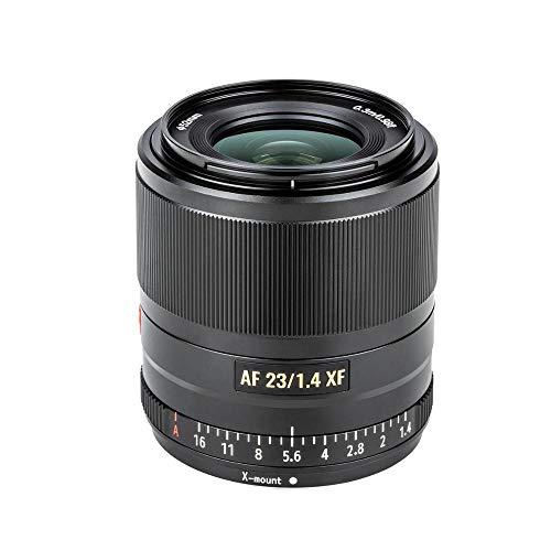 Viltrox 23mm F1.4 X-Mount Autofokus APS-C Objektiv für Fujifilm Kamera mit großer Blende