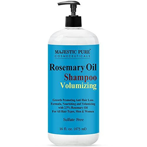 Majestic Pure Rosemary Hair Loss Shampoo 16 fl oz