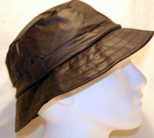 Chapeau ciré imperméable Noir 59 cm