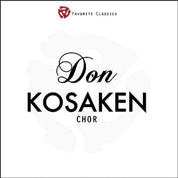 Der Don Kosaken Chor (Russische Volkslieder)