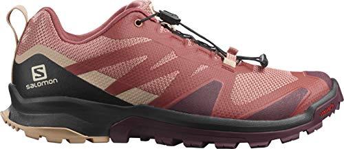 SALOMON XA ROGG W, Zapatillas de Senderismo Mujer, Brick Dust/Phantom/Sirocco, 38 EU