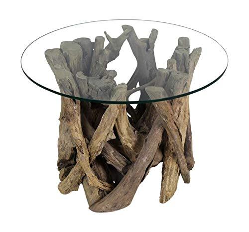 Main Möbel bijzettafel 60 cm Java gerecycled hout