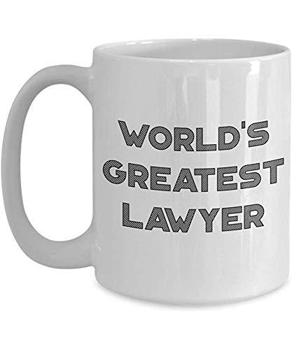 Weltbester Rechtsanwalt Becher-Lustige Tee-heiße Kakao-Kaffeetasse-Idee