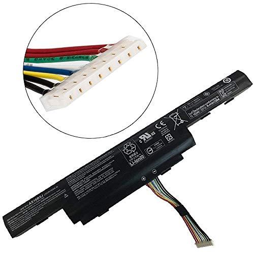 XITAI 10.95V 5600mAh 61.3Wh AS16B5J AS16B8J Repuesto Batería para Acer Aspire E5-575G E5-575G-53VG Serie 15.6