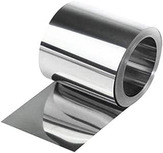 Edelstahl S304/d/ünn Teller Tabelle Folie 0,2/* 200/* 1000/mm