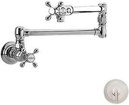 Newport Brass 9481 Wall Mounted Pot Filler Faucet with 26-1/4