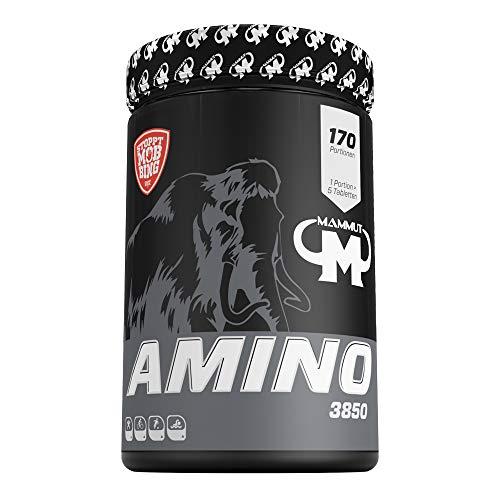 Mammut Nutrition Amino 3850 Tabs, 816 g