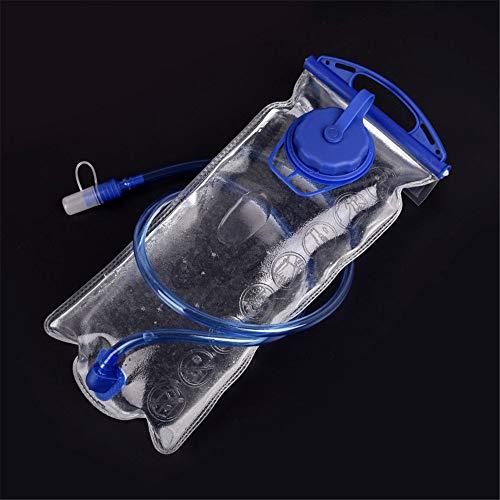Generies Poche Hydratation 2L Grand réservoir d'eau à Ouverture de 2 litres, étanche à l'eau Militaire, Sac de Rangement pour vélo