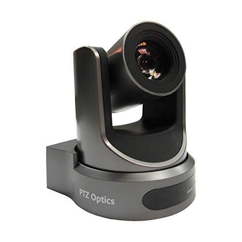 PTZOptics 30x Optical Zoom Broadcast & Conference Camera,...