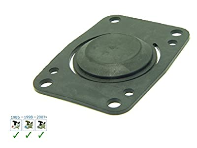 Jabsco 29043-0000 Manual Toilet Spare Parts (2008 And Later) Base Valve Gasket For 29090/29122