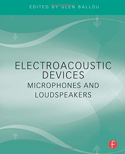 Electroacoustic Devices: Microphones and Loudspeakers