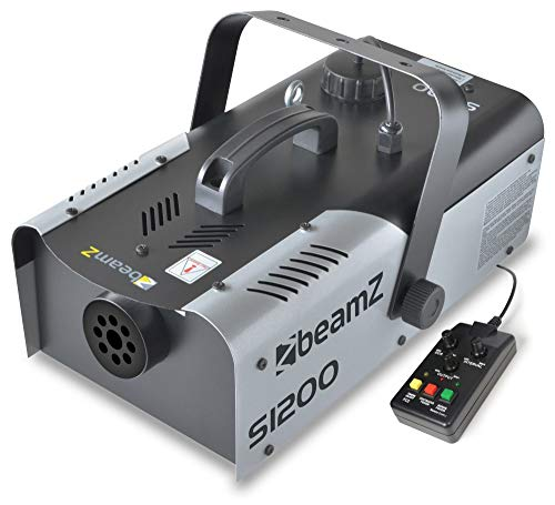Beamz S1200 MKII Nebelmaschine Erfahrungen & Preisvergleich
