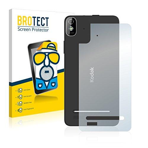BROTECT 2X Entspiegelungs-Schutzfolie kompatibel mit Kodak IM5 Rückseite Bildschirmschutz-Folie Matt, Anti-Reflex, Anti-Fingerprint
