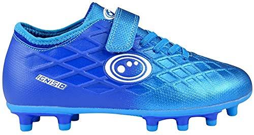 OPTIMUM Unisex-Kinder Ignisio Fußballschuhe, Blau (Arctic Blue 001), 35 EU