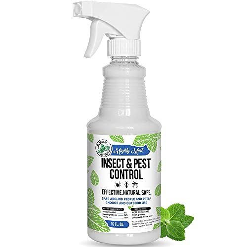 Mighty Mint - 16oz Insect and Pest Control Peppermint Oil - Natural...
