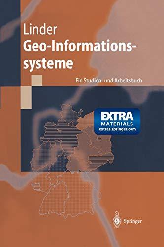 Geo-Informationssysteme: Ein Studien- und Arbeitsbuch (German Edition)