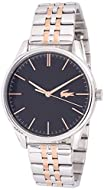 Lacoste Men's Analogue Quartz Watch with Stainless Steel Strap 2011048