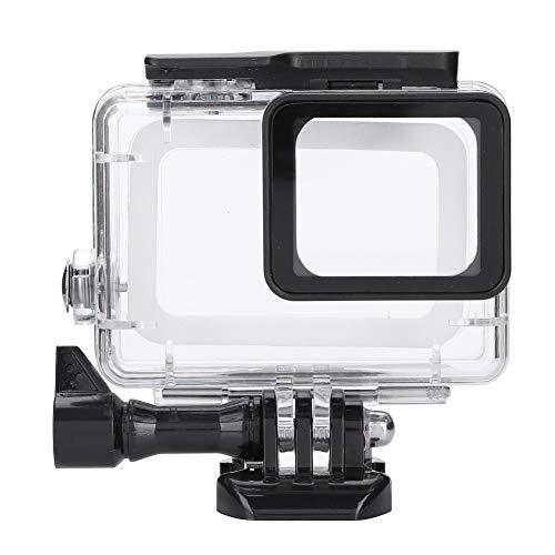 Yunnyp Camera 45m Waterdichte Camera Beschermhoes, Cover voor Hero 5 Duikaccessoire (Niet afneembaar) Waterdichte Case