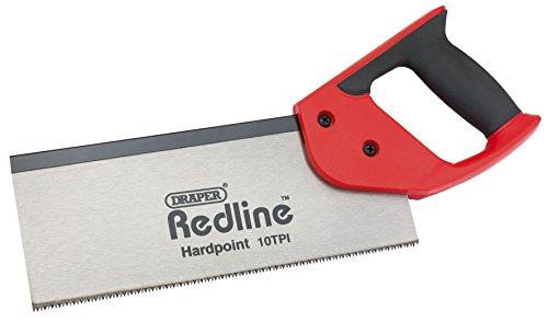 Draper Redline 80213 - serrucho de costilla 250 mm