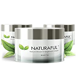 professional Natural – (3 JAR) Top Rating Breast Enlargement Cream – Natural Breast Enlargement, Strengthening, and…