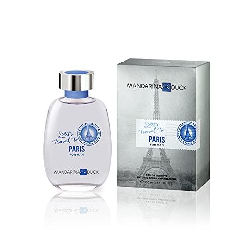 Mandarina Duck Let'S Travel To Paris For Woman, 100 ml