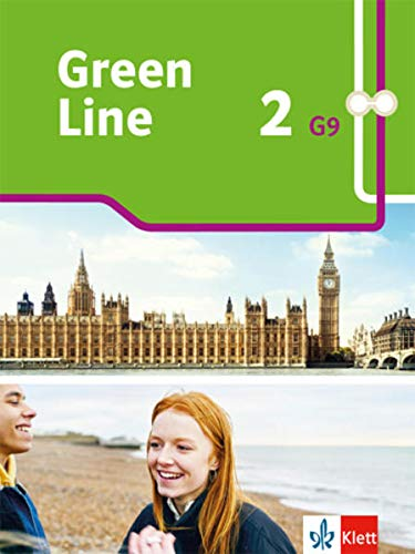 Green Line 2 G9: Schülerbuch (flexibler Einband) Klasse 6 (Green Line G9. Ausgabe ab 2019)