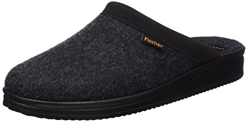 Fischer Men's Open Back Slippers