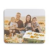 Kopierladen Karnath GmbH Mousepad/Mauspad mit eigenem Foto oder Bild gestalten - ca. 22 x 18 cm -...