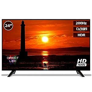 Nevir NVR-7421-24HD-N televisión para el Sector hotelero 61 cm (24 ...