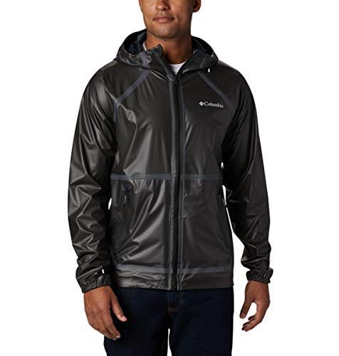 Columbia Men's Outdry Ex Reversible II Jacket, Black/Black C/O, X-Large