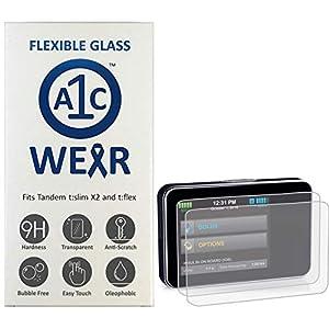 buy  A1C WEAR – 9H Flexible Glass Screen ... Diabetes Care