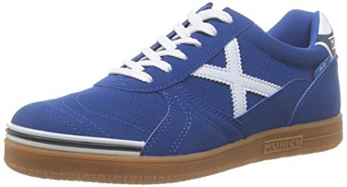 Munich G-3 Profit 11, Zapatillas de Deporte para Hombre, Azul (Azul 011), 45 EU