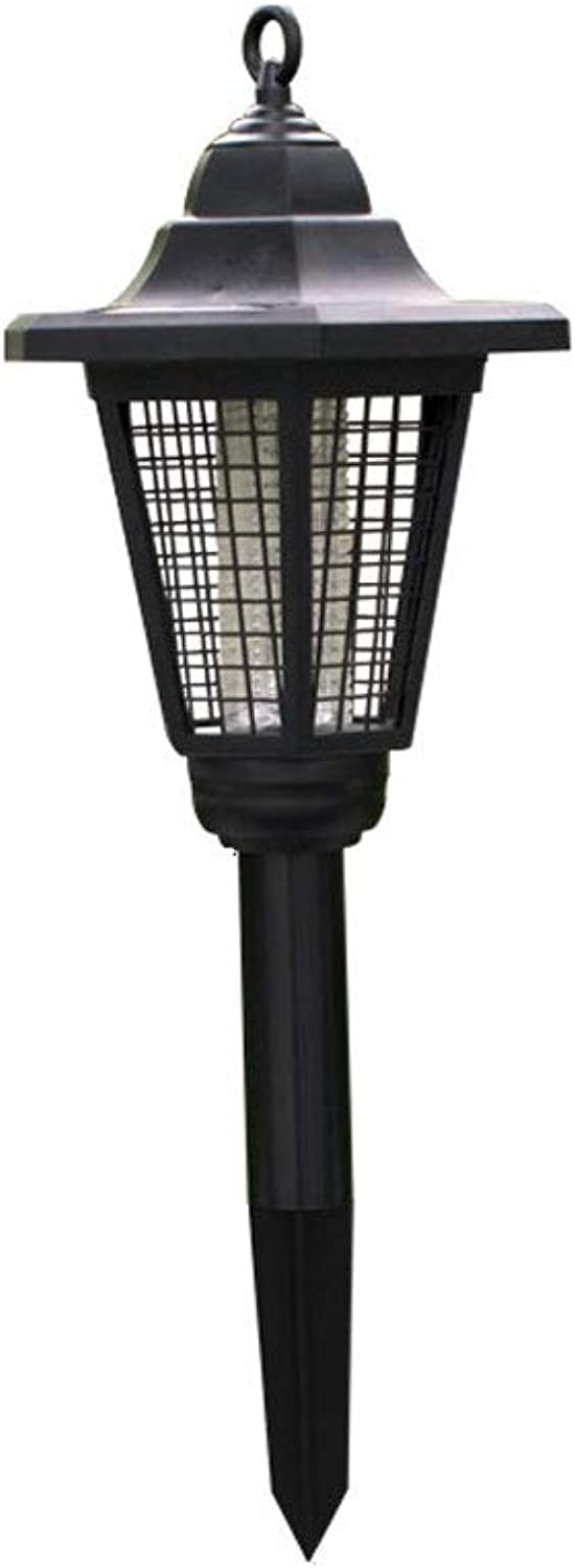 Mosquito Killer Lamp,Solar LED Outdoor Mosquito Killer Lamp Waterproof UV Light Highvoltage Grid Whole Night Predect for Bug Zapper, Insect Killer,Fly Zapper,Fly Killer, Fly Swatter, Wasp Killer,Plugin