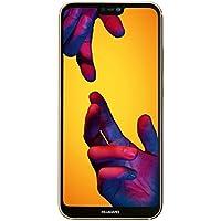 Huawei P20 Lite 64 GB/4 GB Dual SIM Smartphone - Platinum Gold (West European Version)