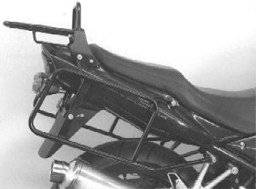 Hepco&Becker Portaequipajes lateral atornillado, color negro, para Suzuki GSF 600 S Bandit a partir de 2000