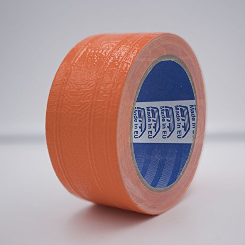 ACIT - Cinta de tela americana naranja