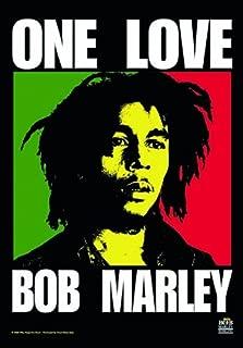 Third Eye Export Decorative Bob Marley One Love Tapestry Wall Decor/Ethnic Wall Hanging Art/Hippie Wall Art/Boho Poster