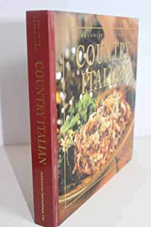 Country Italian (Favorite Brand Name/Best-Loved Recipes)