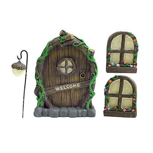 Generic Garten Deko, Ostern Deko, Gartendekoration, Garten Figuren, Baumdeko, klein GNOME Decor für Outdoor, Draußen, Bäume, Yard