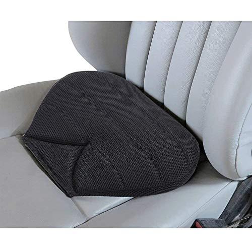 Big Hippo Orthopedic Memory Foam Seat Cushion - 3D Mesh Car Seat Cushion Pillow Ideal for Home Office Chair & Car Driver Seat Pillow