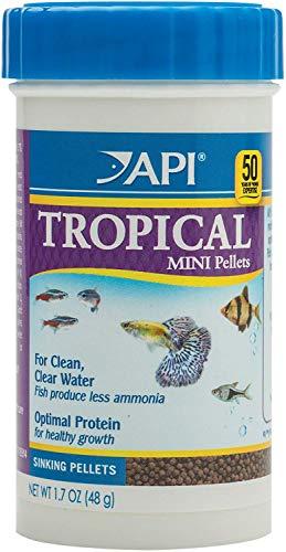 API Tropical Mini Pellet, 1.7-Ounce Each (3 Pack)