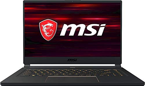 MSI GS65 Stealth-006 15.6' 144Hz Ultra Thin and...
