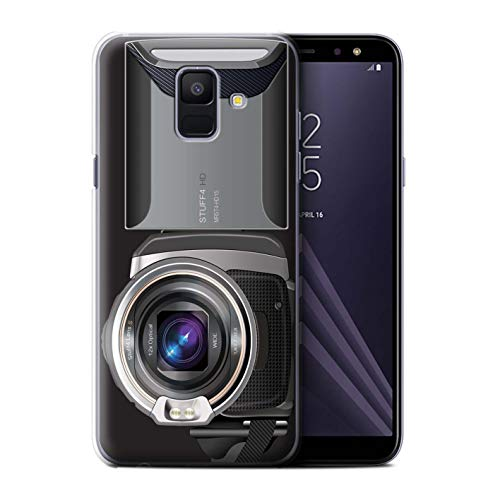 Var voor Camera SGA-CC Samsung Galaxy A6 (2018) Video Camcorder